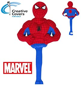 Spiderman Headcover by Marvel