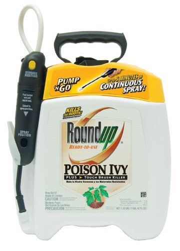 Roundup Poison Ivy Plus Tough Brush Killer Pump 'N Go 1.33-Gallon 5002510 at Sears.com