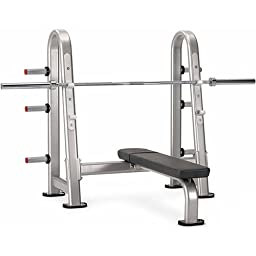Star Trac Instinct Olympic Flat Bench