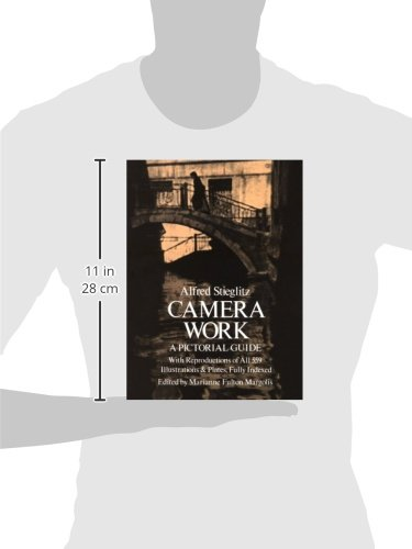 Camera Work: A Pictorial Guide (Dover Art Collections)