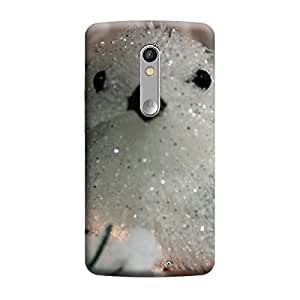 iCover Premium Printed Mobile Back Case Cover With Full protection For Moto X Force (Designer Case)