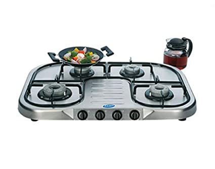 Glen GL-1047 Gas Cooktop (4 Burner)