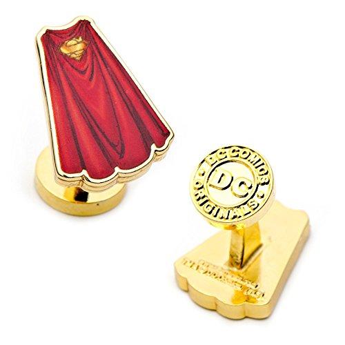 Superman-Cape-Cufflinks