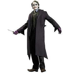 Batman The Dark Knight Movie Joker 1:6 Scale Deluxe Collector Figure