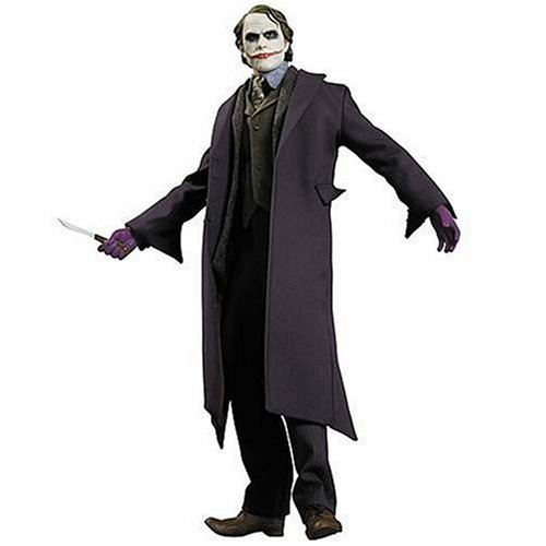 Batman Dark Knight - The Joker 1:6 Scale Collector Figure
