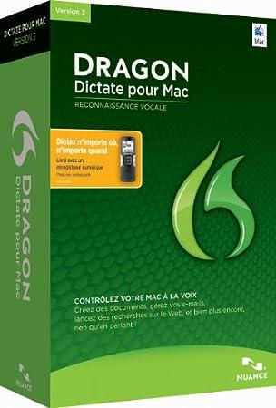 Dragon dictate 3 mobile  (avec enregistreur philips voice tracer 662)