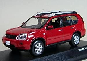 NISSAN X-TRAIL T31 2007 (Red)