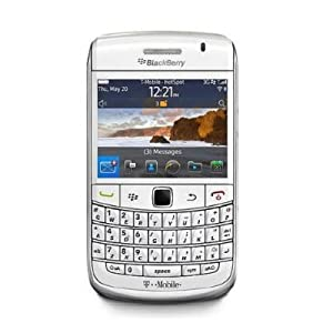 BlackBerry 9780 Bold Unlocked Smartphone with 5 MP Camera, Bluetooth, 3G, Wi-Fi, and MicroSd Slot (White)