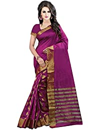 Best Collection Women's Art Silk Saree (BC_PINK_GOLI_602 _Pink _Free Size)