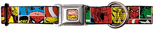 buckle-down-inc-dc-wav007-l-15-26-large-marvel-superhero-dog-collar