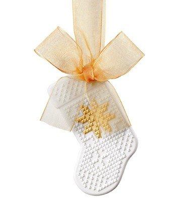 Lladro Stocking – ornament (Re-Deco)