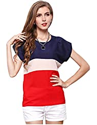 SWAGG India For Girls Western Solid Top