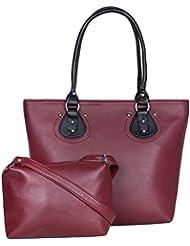 ADISA AD2010 Women Handbag With Sling Bag