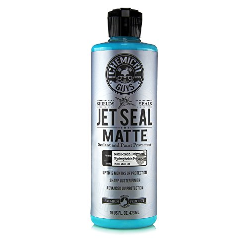 Chemical Guys WAC_203_16 Blue JetSeal Matte Sealant and Paint Protectant (16 oz). (Jet Seal Chemical Guys compare prices)