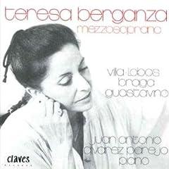 Berganza cover