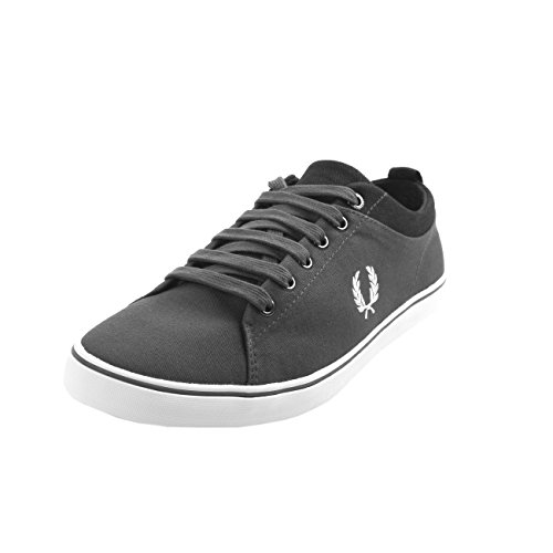 Fred-Perry-Hallam-Twill-Charcoal