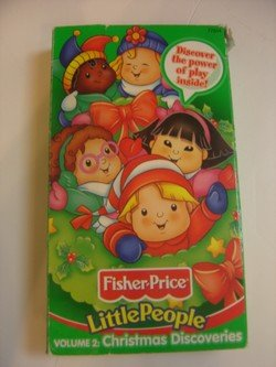 Little People Volume Two: Christmas Discoveries - 1