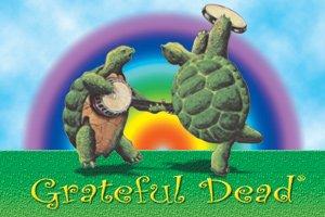Grateful Dead ~ Grateful Dead Magnet