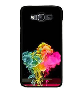 Colour Spurt 2D Hard Polycarbonate Designer Back Case Cover for Samsung Galaxy On7 G600FY :: Samsung Galaxy On 7 (2015)