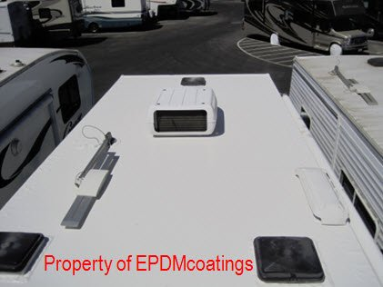 Liquid Roof RV Roof Coating & Repair 5 Gallon