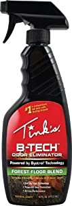 Tink's B Tech Odor Eliminator Spray Forest Floor Blend (16-Ounce) by TINK'S