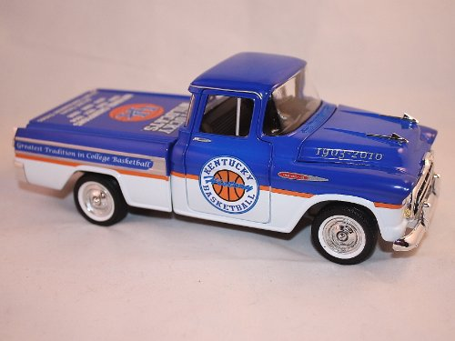 University of Kentucky Limited Edition 1957 Chevrolet Cameo Diecast Bank at Amazon.com