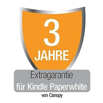 Extragarantie [3 Jahre] mit Unfall- und Diebstahlschutz für den Kindle Paperwhite, nur Deutschland