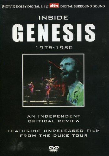 Genesis - Inside Genesis 1975-1980