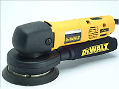 Dewalt DW443 230V Var Right Angle Sander 150MM