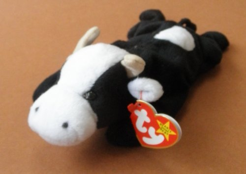 TY Beanie Babies Daisy the Cow Plush Toy Stuffed Animal by G5566594