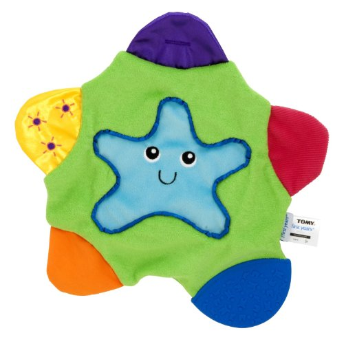 The First Years Star Teething Blanket