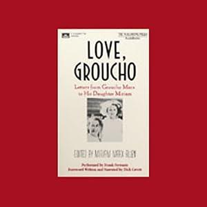 Love, Groucho Audiobook