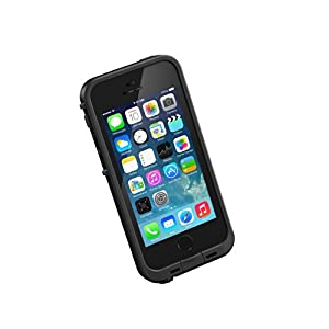 Lifeproof iPhone 5S Fre Carrying Case - Retail Packaging - Black