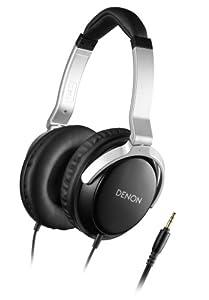 Denon AHD510 Over Ear Headphones - Black