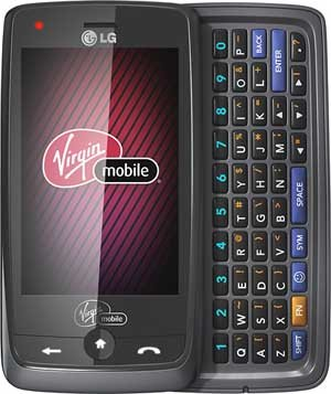Virgin Mobile CDSVMRUMORTO Rumor Touch