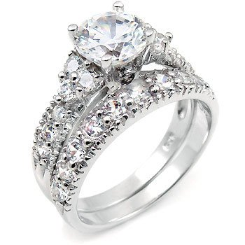 woman's wedding ring