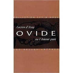 Ovide ou l'amour puni - Lucien d'Azay
