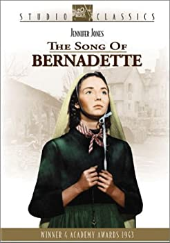"Cover of ""The Song of Bernadette"""