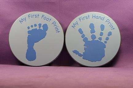 Hand Print & Foot Print Set - 1