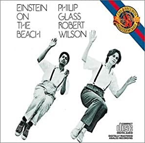 Cover of &quot;Philip Glass: Einstein on the B...