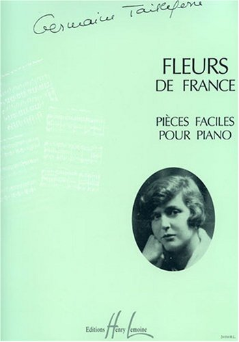Fleurs de France (French Edition)
