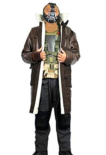 Bane  (Bane Costume Coat)