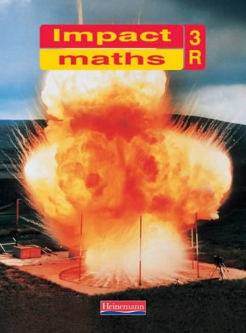 Impact Maths Pupil Textbook 3 Red (Yr 9): Pupil Textbook Red Book 3, Year 9