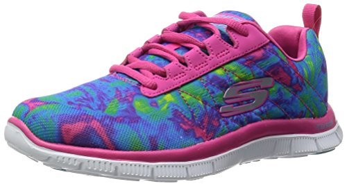 Skechers Sport Women's Pretty Please Flex Appeal Fashion Sneaker