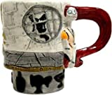 Tim Burton's The Nightmare Before Christmas collector's figural mug