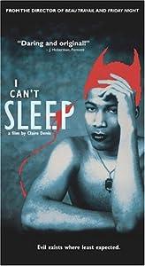 I Can't Sleep [VHS]