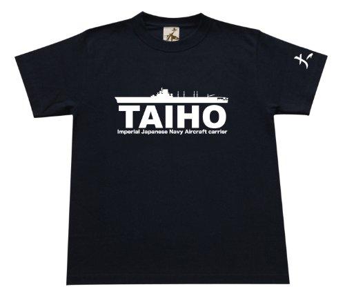 GIGANT 空母 大鳳 Tシャツ ブラック M