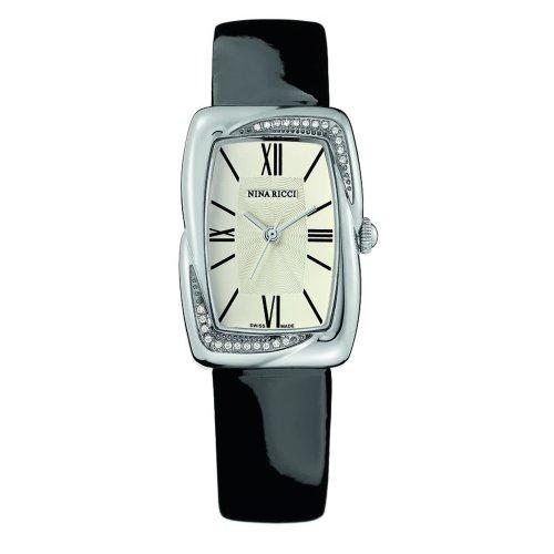 nina-ricci-n032-womens-diamonds-black-calfskin-mineral-glass-watch-n032623284
