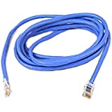 Belkin RJ45 CAT 5e Snagless Molded Patch Cable (14 Feet, Blue)