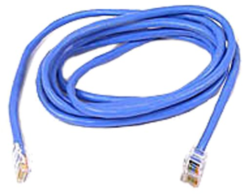 Belkin A3L791-14-BLU-S RJ45M/RJ45M 14-Feet 10/100BT CAT5E Snagless Patch Cable (Blue)